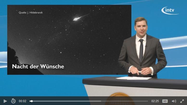 """INTV - """"Nacht der Wünsche"""""""